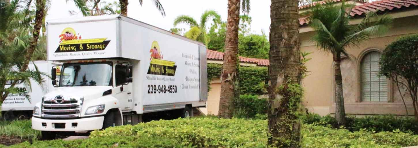 Florida's Decorator's Warehousing & Delivery Club House Moving