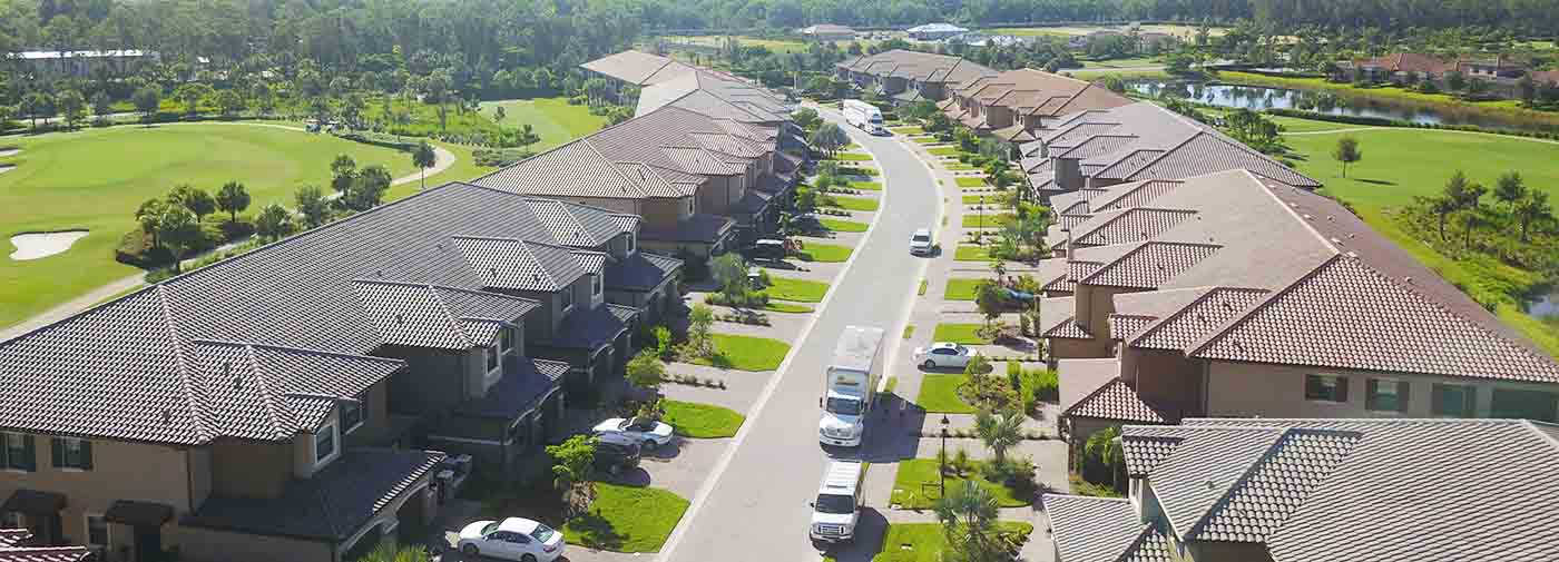 Florida's Decorator's Warehousing & Delivery Model Homes Moving