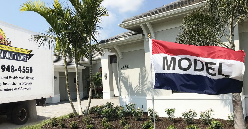 Model Home Moves