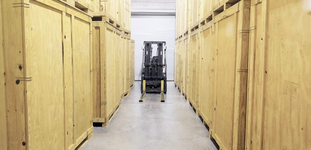 Florida's Decorators and Warehousing Delivery Storage